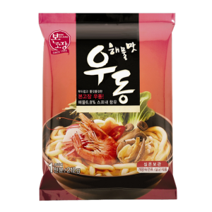 Seafood Flavor Udon