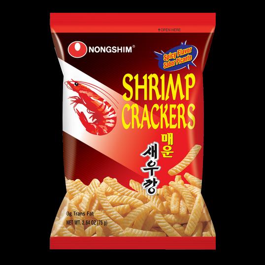 Shrimp Crackers Hot Spicy