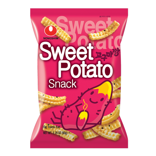 Sweet Potato Snack