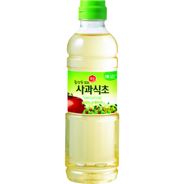 SEMPIO KOREAN APPLE VINEGAR