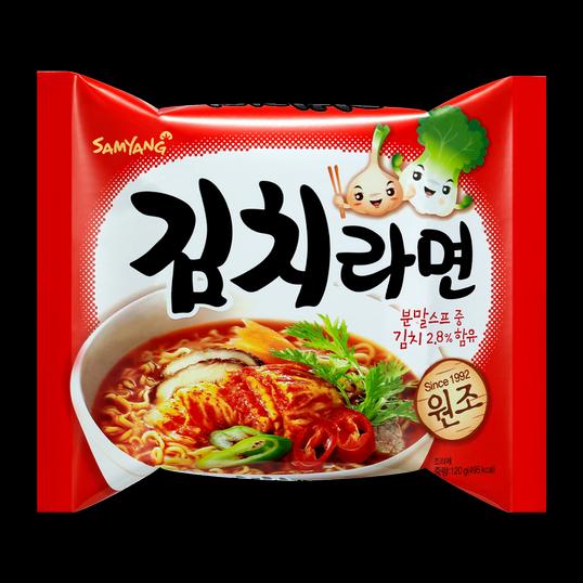 Kimchi Ramen Samyang