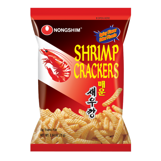 Shrimp Crackers Hot Spicy