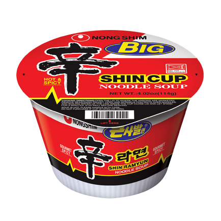 Shin Big Bowl Noodle Soup